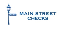 Main Street Checks Logo